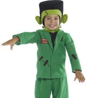 Kids Frankenstein Monster Toddler Halloween Costume