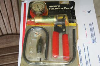 Sunpro CP7830 Hand Vacuum Pump