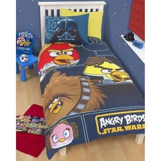Birds Star Wars Rebels Duvet Cover Set New & Official (FREE P+P