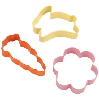Wilton Easter Cookie Cutter Set of 3 NEW