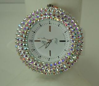 Kirks Folly Fairy Halo sparkle Watch   Crystal Ice   Big and Beautiful