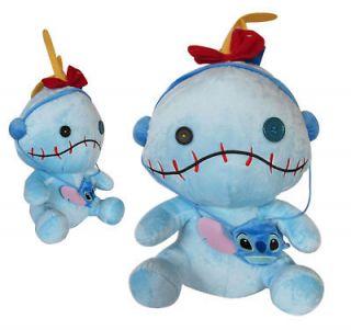 Large Disney Stitch rag doll   Scrump plush toy 16