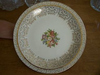 royal china 22 kt gold in Pottery & China
