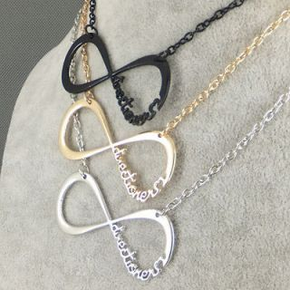 infinity necklace in Necklaces & Pendants