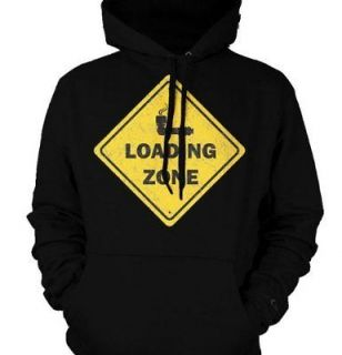 Loading Zone Sweatshirt Hash Pipe Pot Weed Marijuana 4:20 Pullover