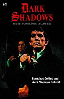 DARK SHADOWS COMPLETE SERIES HARD COVER VOLUME 01