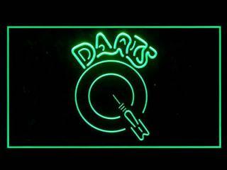 Darts Dartboards Shop Bar Pub Club Games Led Light Sign G