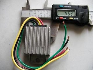 ELECTRONIC SOLID STATE 6volt DC VOLTAGE REGULATOR 6V NEGATIVE EARTH