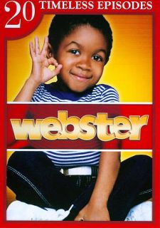 Webster 20 Timeless Episodes (DVD, 2012, 2 Disc Set)