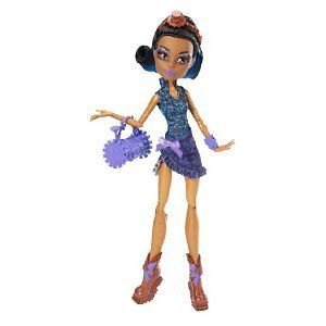 Monster High Dance Class Robecca Steam Doll New Accessories Dolls