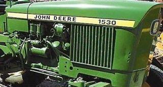 JOHN DEERE ENGINE OVERHAUL KIT 3.164D 3 CYL. Diesel, 300 Series 1530