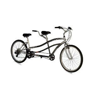 Newly listed Dual Drive Tandem Comfort Bike Bicycle Cruiser Style