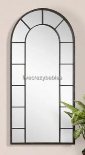 Extra Large FULL LENGTH Palladian Arch Wall Mirror Long Horchow Palais