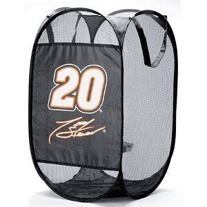 NASCAR Tony Stewart #20  Laundry Clothes Hamper with Handles