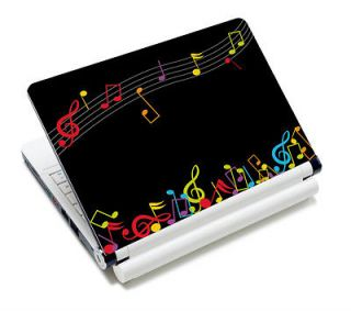 Music Note Laptop Netbook Skin Sticker Protector For 12 13 14 1515