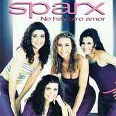 SPARX NO HAY OTRO AMOR CD USADO 1 VEZ DEBE DE HABER ALGO UPC 05330