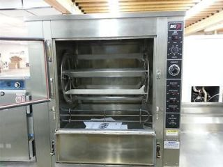 BKI SR COUNTER TOP SMOKER ROTISSERIE