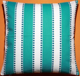 decorative pillows teal blue