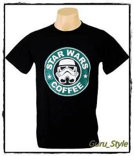 Coffee Love Stormtrooper Brand Darth Vader Star Wars Man T Shirt L