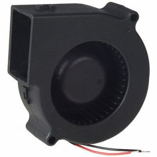 BEST Brushless DC Blower Fan 12V HT 07530D12 75x75x30mm 2pin Two ball