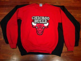 Vintage Chicago Bulls Crewneck Sweatshirt
