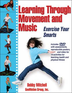 Movement and Music Exercise Your Smarts, Debby Mitchell   Pape