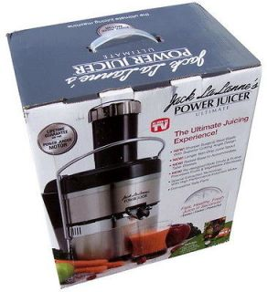 Jack Lalanne Power Juicer Ultimate