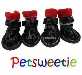 Sizes 100% NEW Black Leopard Anti slip Waterproof Pet Dog Comfy