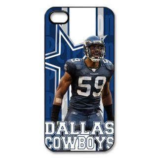 dallas cowboys iPhone 5 hard plastic black case cover f10082