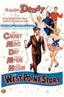 The West Point Story   DVD (2007) James Cagney Virginia Mayo 1950 New