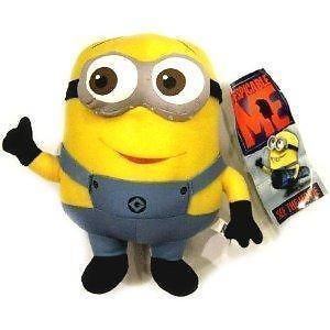 Despicable Me Grus Minion 9 Plush Toy Dave Soft Doll