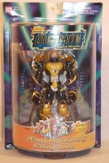 Digimon 8 Warp Digivolvi ng Season 3   Sakuyamon by Bandai (MOC)