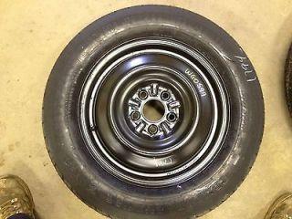 2007 Dodge Caliber Mini Donut Spare Wheel & Tire 16x4