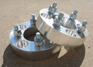 pcs  5x100 to 5x4.5  Wheel Spacers  Adapters  Billet  1 inch