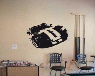 Wall Mural Vinyl Sticker Car Dodge Viper Sport Cool 010