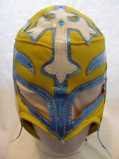 REY MYSTERIO WRESTLING MASK WWE COSTUME SEMI PRO