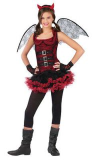 WICKED INNOCENCE NIGHT WING DEVIL Halloween Costume Fancy Dress Up