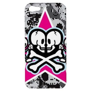HOT ITEM!! TOKI DOKI CAMO SKULLS WALLPAPER Apple iPhone 5 Hardshell