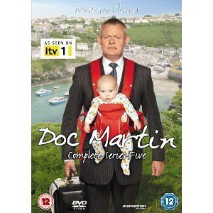 Doc Martin   Series 5 DVD Region 2 NEW