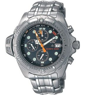 New Citizen Eco drive Promaster Diving Watch BJ2010 56E