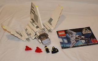 Lego Star Wars Episode IV VI Imperial Shuttle (7166)