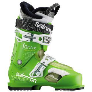 2013 SALOMON FOCUS Freestyle ski boots mp 28.5 ( UK 9.5  US 10.5