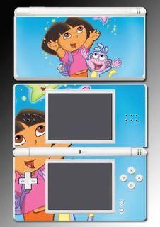 Dora the Explorer Boots Vinyl Video Game Skin Cover 6 for Nintendo DS