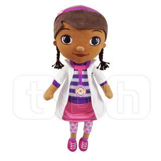 DOTTIE doll DOC McSTUFFINS plush DISNEY JUNIOR jr DOCTOR with TAG