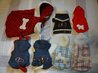 Wholesales Lot   Dog Clothing Apparel (Total  47 pcs) *