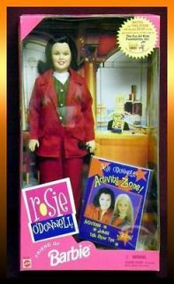 BARBIE DOLL 1999 ROSIE O`DONNELL #22016 NEW IN BOX Z