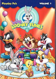 Tunes, Vol. 1: Playday Pals, Good DVD, Kathleen Barr, Brian Drummond