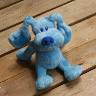 New TY Beanie Babies Plush doll Toy BLUE Clues THE PUBBY 5.5 Lovely