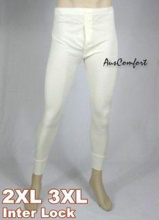 wear Men Boy Long John PURE Merino Wool Thermal Underwear watch