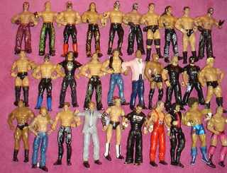 WWE WRESTLING FIGURE CLASSIC SERIES LIMITED DELUXE TNA IMPACT MATTEL